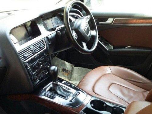 Used Audi A4 1.8 T Multitronic 2010 AT in New Delhi