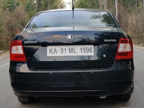 Used Skoda Rapid 2014 MT for sale in Bangalore