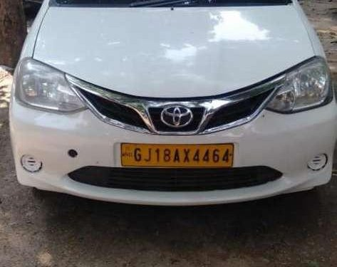 Used Toyota Etios GD 2014 MT for sale in Ahmedabad