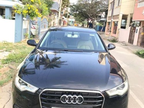 Audi A6 2.0 TDI Premium Plus, 2012, AT for sale in Chennai -5