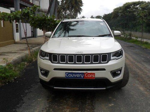 Used Jeep Compass 2.0 Limited 2017 MT in Bangalore