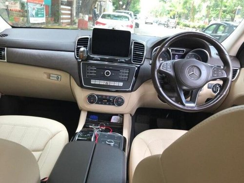 Used Mercedes Benz GLS 2018 AT for sale in Mumbai