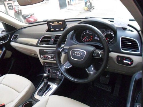 Used 2017 Audi Q3 AT for sale in Bangalore