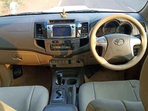Used 2013 Toyota Fortuner AT for sale in Ponda