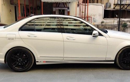 Mercedes-Benz C-Class 250 , 2014, AT for sale in Ahmedabad