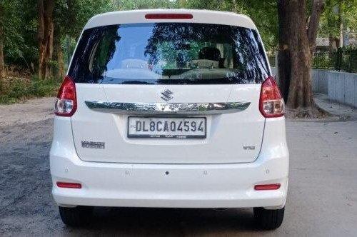 Used 2017 Maruti Suzuki Ertiga VXI MT for sale in New Delhi