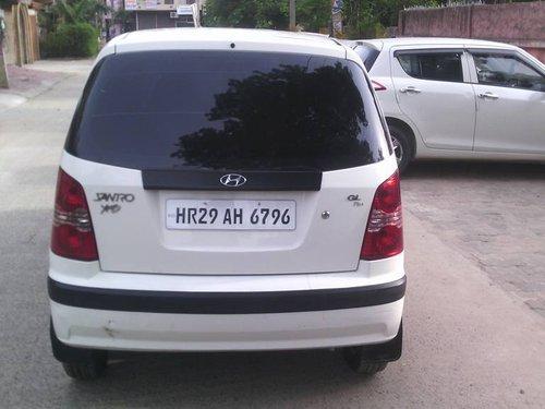 Used Hyundai Santro Xing GL 2014