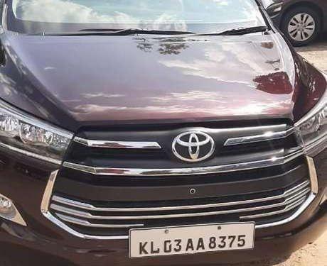 Toyota INNOVA CRYSTA 2.4 GX Manual, 2017, Diesel MT in Mavelikkara