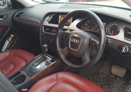 2009 Audi A4 2.0 TDI Multitronic AT for sale in Pune