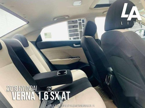 Used 2018 Hyundai Verna 1.6 CRDi SX AT for sale in Kolkata