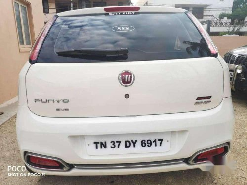 Used 2018 Fiat Punto Evo MT for slae in Coimbatore