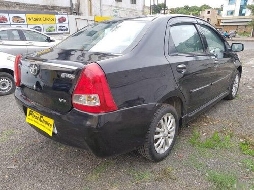 Toyota Platinum Etios 2011 MT for sale in Pune