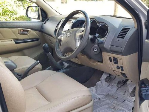 Toyota Fortuner 3.0 Limited Edition, 2012, Diesel AT in Ahmedabad