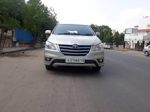 2015 Toyota Innova 2.5 VX (Diesel) 8 Seater BS IV MT for sale in Ahmedabad