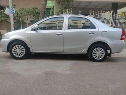 2018 Toyota Etios GD MT for sale in Hyderabad