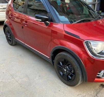 Used 2019 Maruti Suzuki Ignis MT for sale in Gurgaon