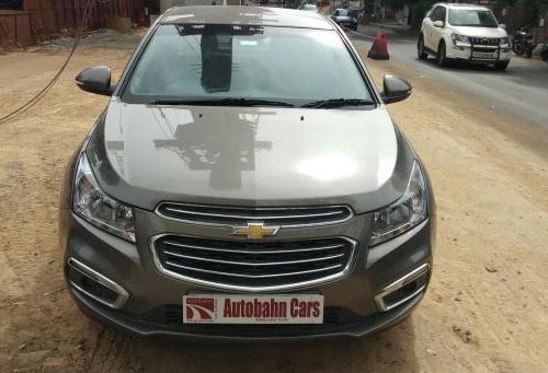 Chevrolet Cruze LT 2016 MT for sale in Bangalore
