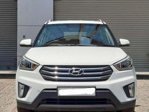 Hyundai Creta 1.6 CRDI SX OPTION, 2015, Diesel AT in Hyderabad