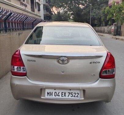 Toyota Platinum Etios G 2011 MT for sale in Mumbai