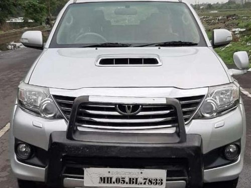 Used 2012 Toyota Fortuner MT for sale in Mira Road