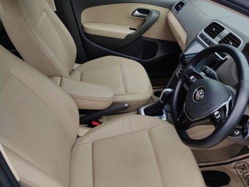 2015 Volkswagen Vento TSI AT for sale in Pune