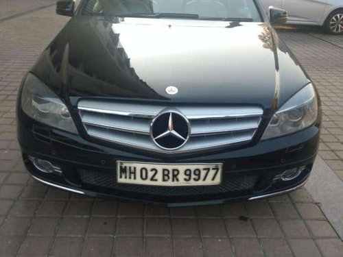 Mercedes Benz C-Class 2011 AT for sale in Mumbai