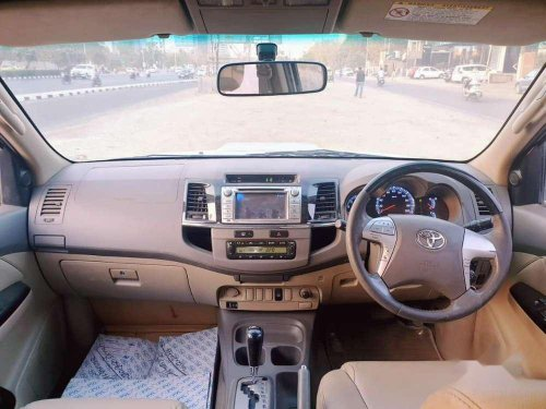 Used 2012 Toyota Fortuner AT for sale in Ahmedabad