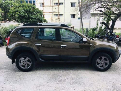 Used 2014 Renault Duster 110PS Diesel RxL MT for sale in Bangalore