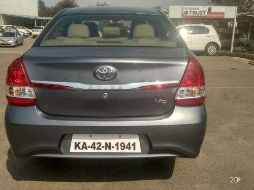 2019 Toyota Platinum Etios MT for sale in Bangalore-5