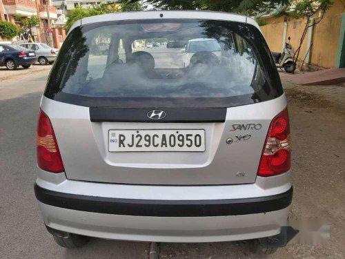 Used 2009 Hyundai Santro Xing GL Plus MT for sale in Jaipur