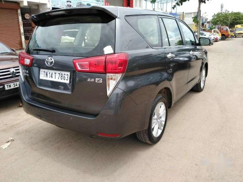 Used Toyota Innova Crysta 2019 MT for sale in Chennai