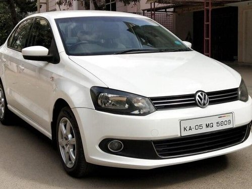Used 2014 Volkswagen Vento New Diesel Highline MT in Bangalore