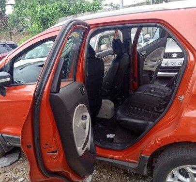 Ford EcoSport 1.5 TDCi Titanium 2015 MT for sale in Kolkata