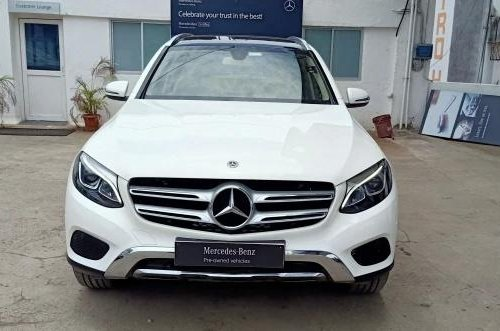 Used 2018 Mercedes Benz GLC AT for sale in Mumbai
