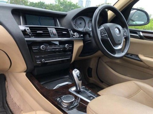2016 BMW X3 xDrive 20d xLine AT for sale in Mumbai