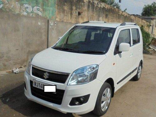 Maruti Wagon R VXI 2014 MT for sale in Jaipur