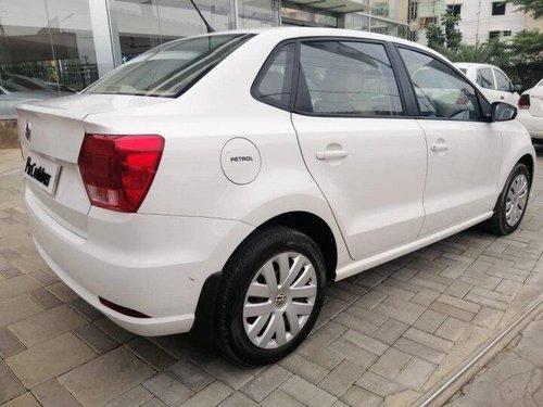 Used 2017 Volkswagen Ameo 1.2 MPI Comfortline MT in Bangalore