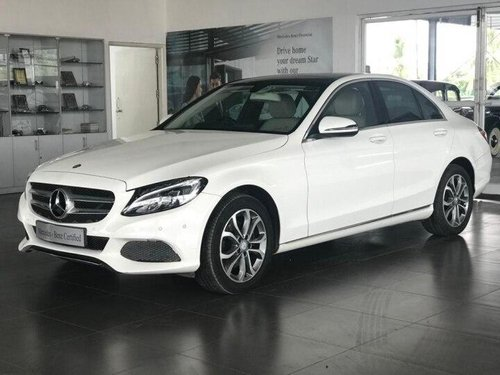 2017 Mercedes Benz C-Class C220 CDI Executive Edition AT in Bangalore