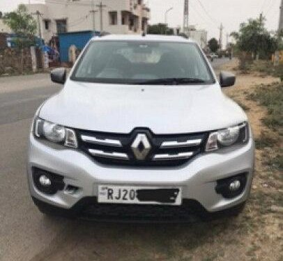 2017 Renault KWID AT for sale in Udaipur