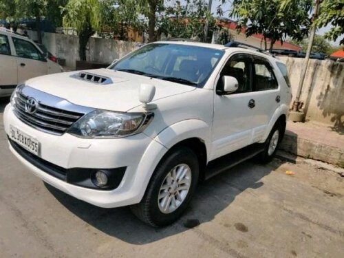 Used 2012 Toyota Fortuner 4x4 MT for sale in Noida