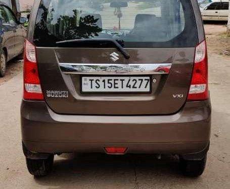 Maruti Suzuki Wagon R 1.0 VXi, 2016, Petrol MT for sale in Hyderabad