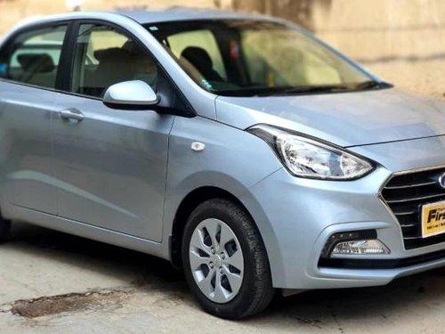 Hyundai Xcent 1.2 VTVT S 2019 MT for sale in Jaipur