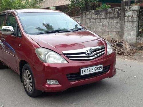 2010 Toyota Innova MT for sale in Chennai