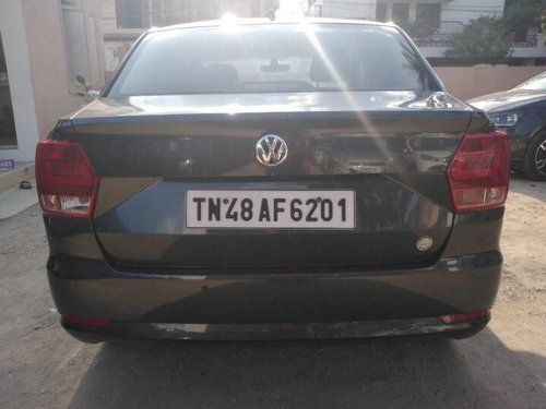 2016 Volkswagen Ameo 1.2 MPI Highline MT for sale in Coimbatore