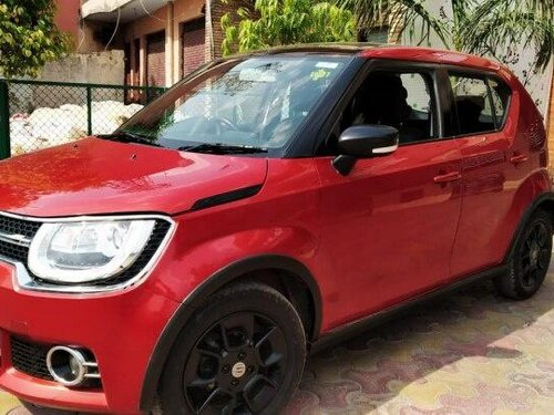 Used 2017 Maruti Suzuki Ignis MT for sale in New Delhi