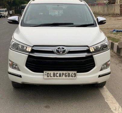 2017 Toyota Innova Crysta 2.8 ZX BSIV AT in New Delhi