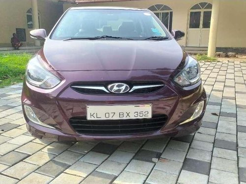 2013 Hyundai Fluidic Verna MT for sale in Palai