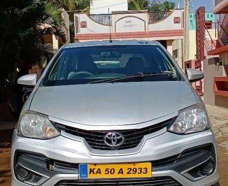 2015 Toyota Etios GD MT for sale in Chitradurga