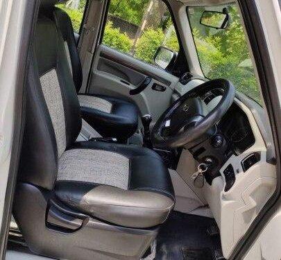 Used 2016 Mahindra Scorpio S6 Plus 8 Seater MT in Ahmedabad
