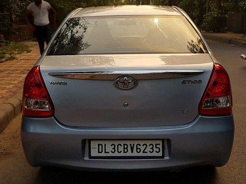 Toyota Platinum Etios VX 2012 MT for sale in New Delhi